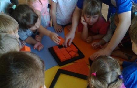 Наука спешит в детский сад